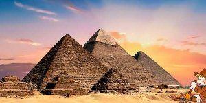 Egipto con egiptólogo