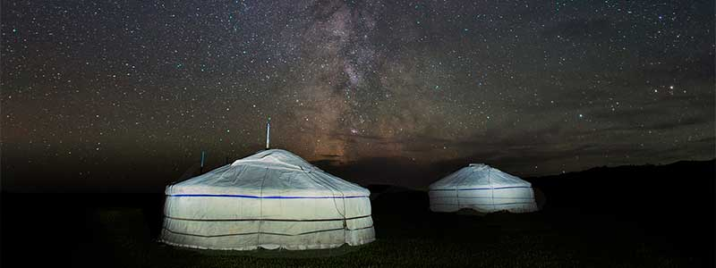Paisajes de Mongolia
