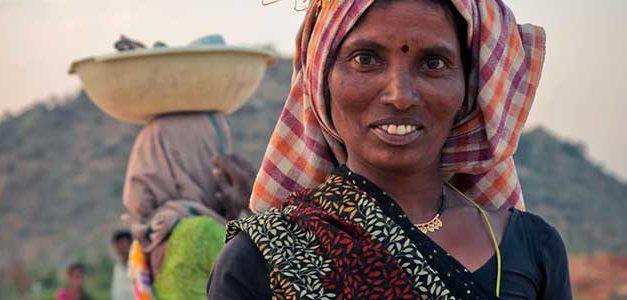 Mujer India 627x300 Viajes de Cooperación / voluntariado