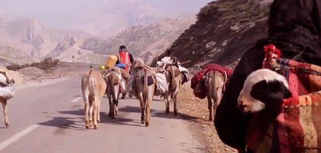 Experiencia nómada en Irán