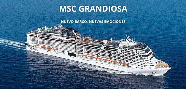 MSC Grandiosa 627x300 Cruceros Singles