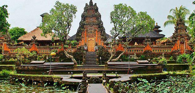 Grupo a Bali: Los senderos del alma