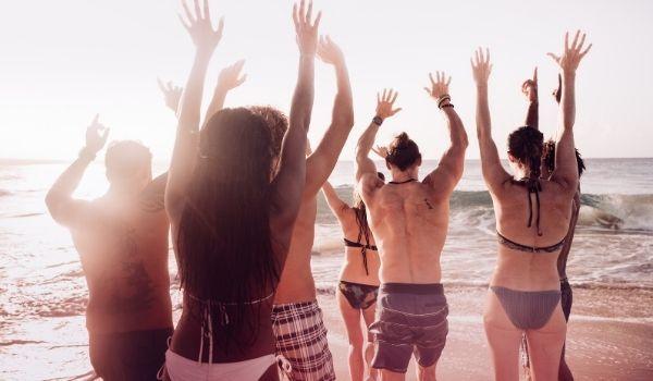 Dance beach Fiesta internacional de Solteros en Cuba