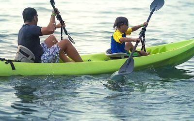 Monoparental playa 8 400x250 Vacaciones Singles