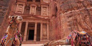 Jordania: Petra