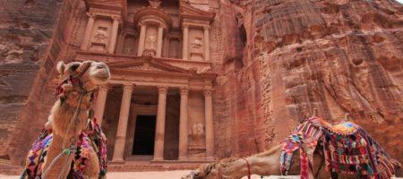 Jordania Petra 450x200 Viajes Singles en Diciembre