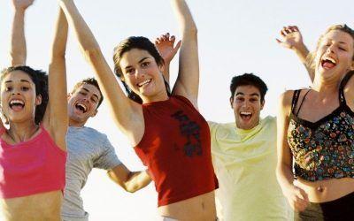 Adolescentes grupo 400x250 Vacaciones Singles