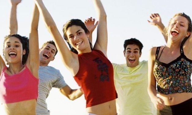 Adolescentes grupo 627x376 Singles con Niños