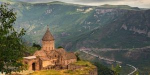 Armenia Cuna de Noé 1250X500