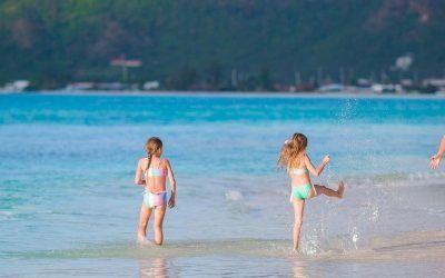 Monoparental playa 2 400x250 Vacaciones Singles