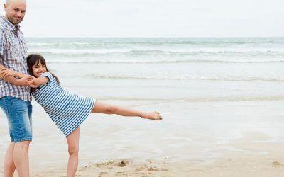 Monoparental playa 3 400x250 Vacaciones Singles