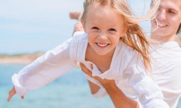 Monoparental playa 5 627x376 Singles con Niños