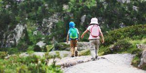 Niños en la montaña 1250X500