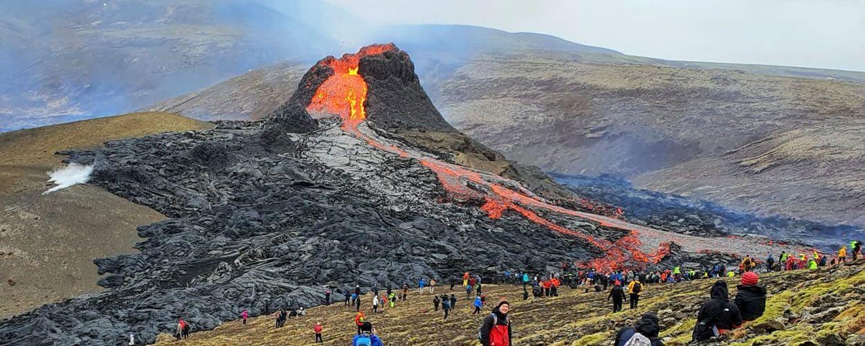 Islandia Viajeros de Tierra y Fuego