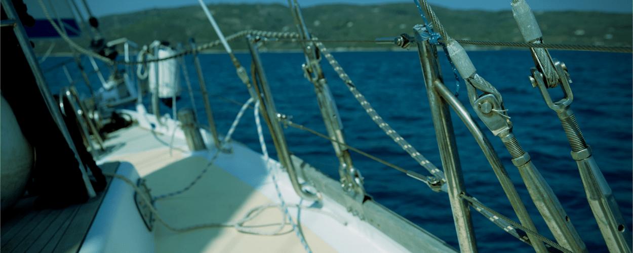 Velero Ibiza y Formentera