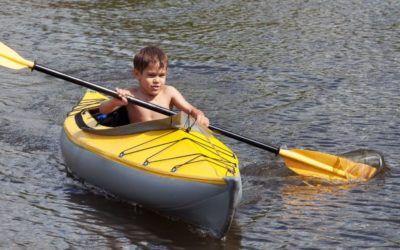 Kayak nino 400x250 Vacaciones Singles