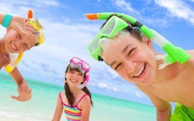 ninos actividades acuaticas 400x250 Vacaciones Singles